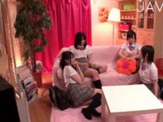 giapponese, giocattoli, sesso di gruppo