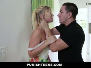 Punishteens - brital punishment für daddys mädchen <span class=duration>- 10 min</span>