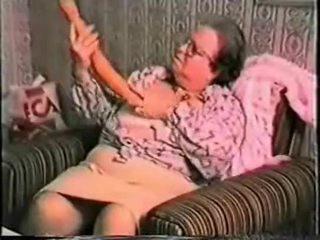 voyeur, older, granny