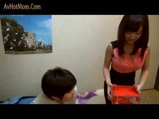 Caldi giapponese mamma 39 da avhotmom