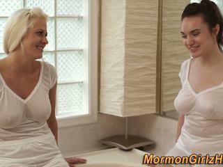 Bathing Mormon Missionary, Free Mormons Porn 73