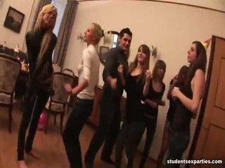 Përzierje i video nga student qirje parties