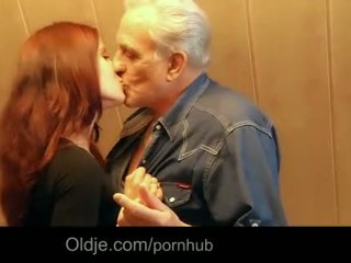 sucking cock, doggystyle, red head