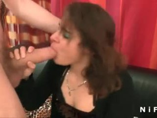 French arab slut anal fucked and jizze...