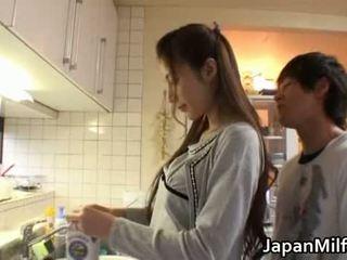 日本の, 美しさ, 母
