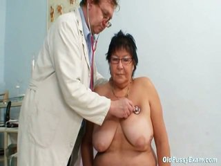 Iso titted elder donna gyn clinic tentti