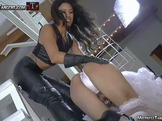 Padavka výcvik s femdom paní tangent: volný porno ed