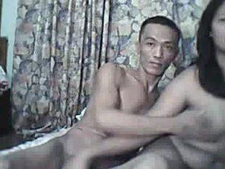 pijpen, webcams, aziatisch