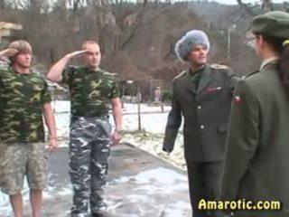 Rooli pelata 6: armeija seksi