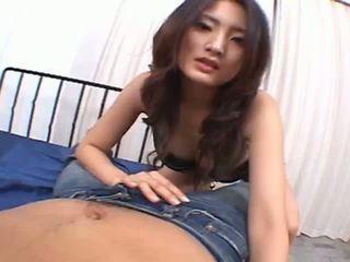 avsugning, japansk, asiatiska tjejer