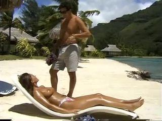 Belle bolivia samsonite fucks në bythë