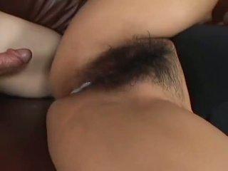 Hårete fitte creampie kavalkade 2