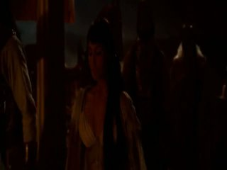 Gemma Arterton - Prince Of Persia Video