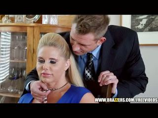 Brazzers - two guys at two milfs