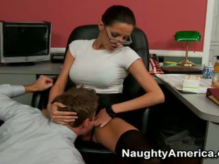 Kortney Kane Fucking Uncovered At Working Time All Over Chap
