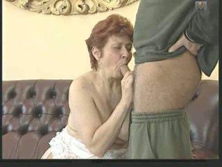 scheiß-, blowjobs, oma
