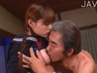 japonec, old + young, jednotný
