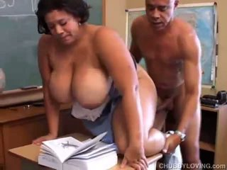 BBW loves to get fucked from behind