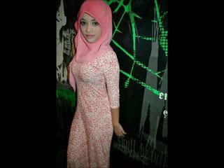 Turkish-arabic-asian hijapp mieszać photo 14