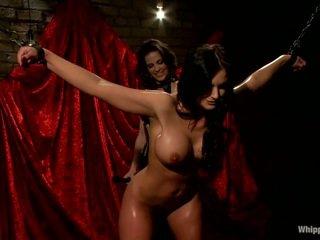 Oustanding boobed porno zvezda phoenix marie has kaznovani s bobbi starr
