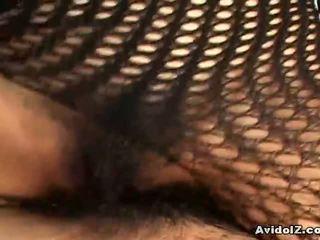 Japonská kotě ai kurosawa loves těžký kohout
