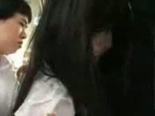 Saori hara في ال قطار