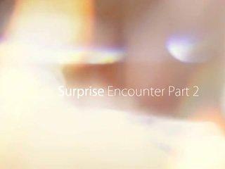 Nubile filem-filem terkejut encounter pt pasangan