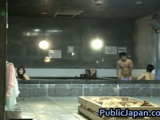 Haruka sasai เอเชีย female gangbangs หนึ่ง