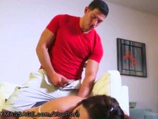 masturbazione, massaggio, mamma