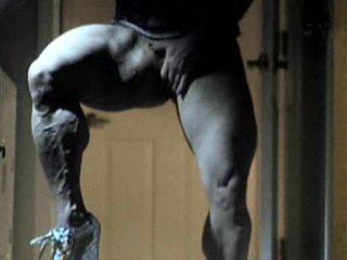 Grande clitoride e grande muscles