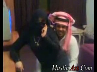Niqab scandal video