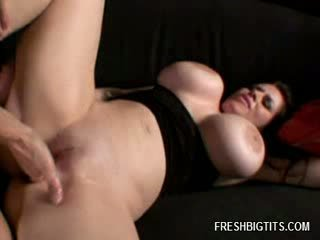 Big Titty Daphne Rides shaft