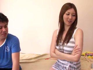 Sleaze yui tatsumi cooks sehingga ghairah insane jelas nearby beliau mate