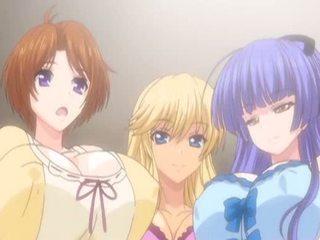 ใหญ่, หัวนม, hentai