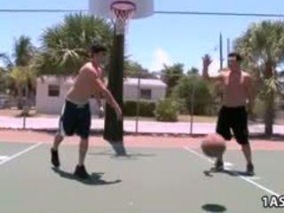 Hot Ass Girls Get Fucked After Basketb...