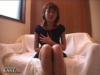 Uncensored Japanese Solo Girl Masturbation