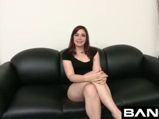 brunette, thô, audition
