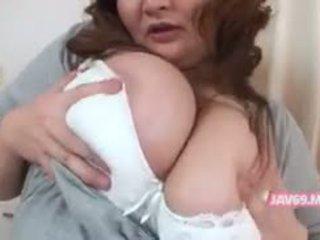日本, 大胸部, bbw