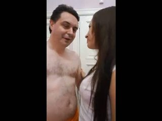 Andrea diprè fucks une cubain fille (yuri)