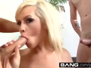 Bang.com: geriausias double penetration tryouts