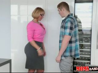 Milf Melanie Monroe fucking with teens