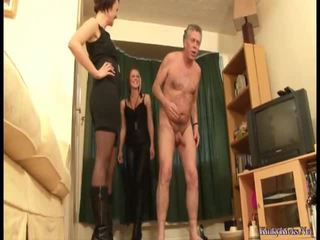 torture, 3some, high heels
