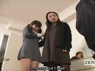 Japanisches Schulmädchen