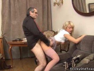 Szex lesson -val kívánós tanár