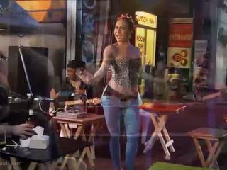Tar Thai Bargirl Creampie