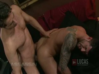 Michael lucas và adam killian quái passionately