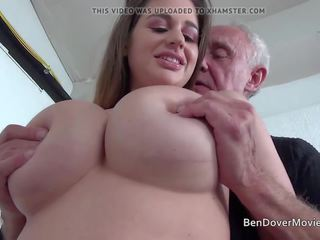 Cathy Heaven Fucking with Grandad Ben Dover: Free Porn 74