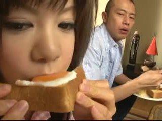 Shino nakamura - japorno поголена підліток кінчання