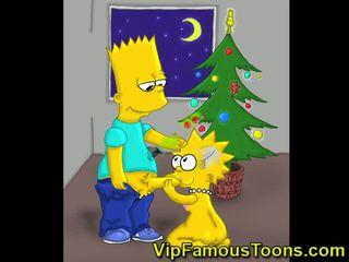 著名 toons 聖誕 狂歡