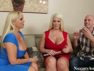 बड़ा, स्तन, मुखमैथुन